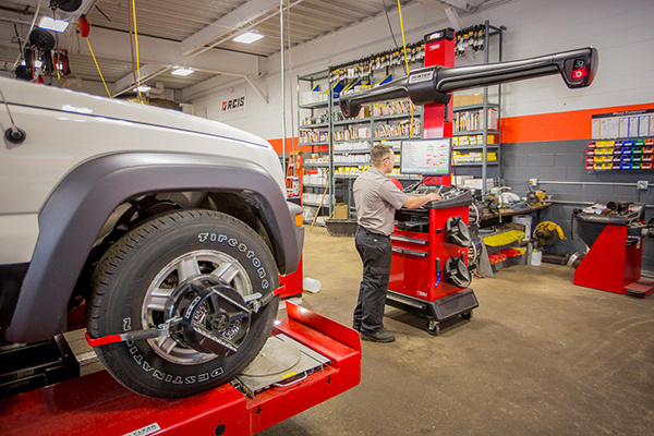 Vehicle Alignment Near Me >> Alignment Suspension And Steering Repair New Berlin