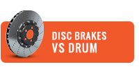 Disc Versus Drum Brakes